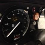 Triumph TR4 stack rev counter