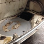 mk1 mini cooper s shell inside boot