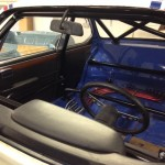 BMW Alpina 3.0 CSL roll cage