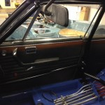 BMW Alpina 3.0 CSL roll cage 3