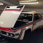 BMW Alpina 3.0 CSL roll cage 4