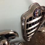 Alfa Romeo 1300 Giulietta Spider grill