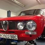 Alfa Romeo 2000GTV 2