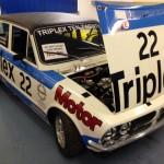 Gerry Marshall Triumph Dolomite Sprint