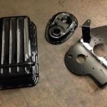 Triumph TR4A engine rebuild