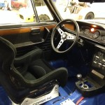 Urpiala BMW Alpina 2800CS 3.0CSL interior
