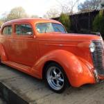 1937 Nash LaFeyette Street Rod