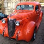 1937 Nash LaFeyette Street Rod 2