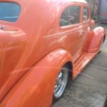 1937 Nash LaFeyette Street Rod 3