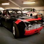 Griffiths FIA Triumph TR4