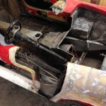 Lotus Elan Sprint fire damage 2