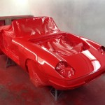 Lotus Elan Sprint restoration paint 3