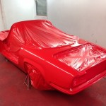 Lotus Elan Sprint restoration paint 4