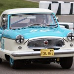 Nash Metropolitan Goodwood Liz Powell