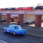 Patterson Bartley BMW 1800ti Brands Hatch