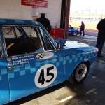 Patterson Bartley BMW 1800ti Brands Hatch 2