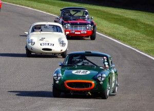 Burford Lumbertubs Sprite Goodwood 73rd Members Meeting
