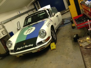 Mark Sumpter Paragon Porsche 911 Rolling Road tune