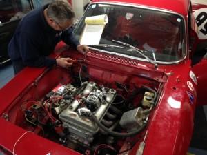 Alfa Romeo 105 lighten