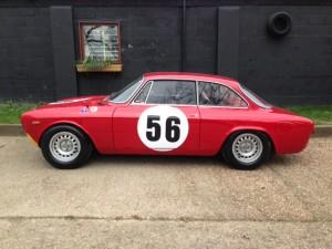 David Alexander Alfa Romeo Sprint GT 2