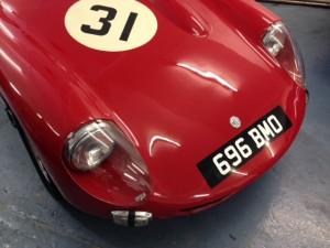Ian Burford Lenham historic race car preparation HSCC HRS