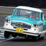 CCK Historic Nash Metropolitan Goodwood Revival