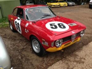 David Alexander Alfa Romeo Giulia Sprint GT