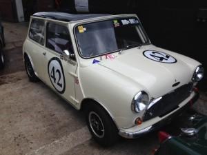 FIA app K Mini Cooper S