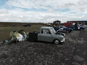 Mk1 Mini Pickup Blyton