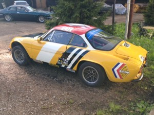 Paul Godfrey Alpine A110 2