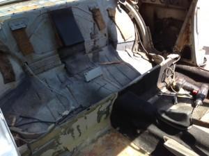BMW 3.0 CSL restoration