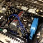 Datsun Bluebird 1600SSS rolling road 2