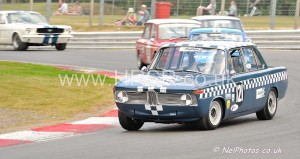 HSCC HTC Tim Abbott BMW 1800ti 2