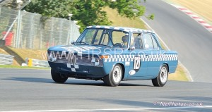 HSCC HTC Tim Abbott BMW 1800ti 3