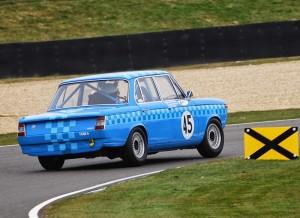 Patterson:Bartley FIA BMW 1800ti race car