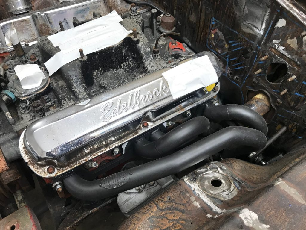 66 Plymouth Barracuda Dougs Headers
