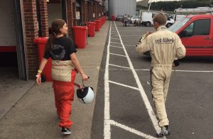 Charles Rainford ARDS instruction racing driver tuition and coaching