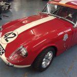 Ashley GT race car preparation Oulton Park Gold Cup