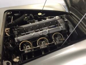 Aston Martin DB4 GT triple Weber rolling road tuning