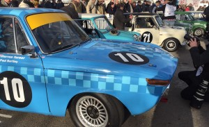 BMW 1800ti Goodwood Members Meeting 2