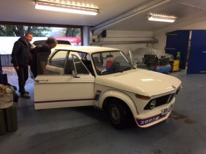 BMW 2002 Turbo repair