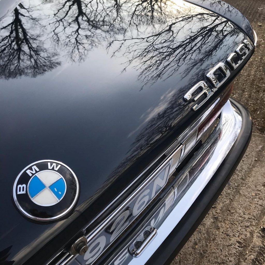 BMW E9 3.0csi