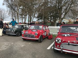 FIA Appendix K Mini Goodwood 77th Members Meeting