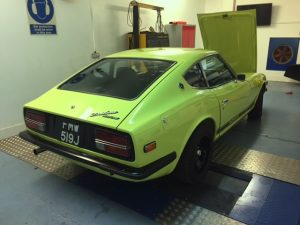 datsun-240z-rolling-road-tune