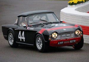 Triumph Tr4 Race Car For Sale | CCK Historic