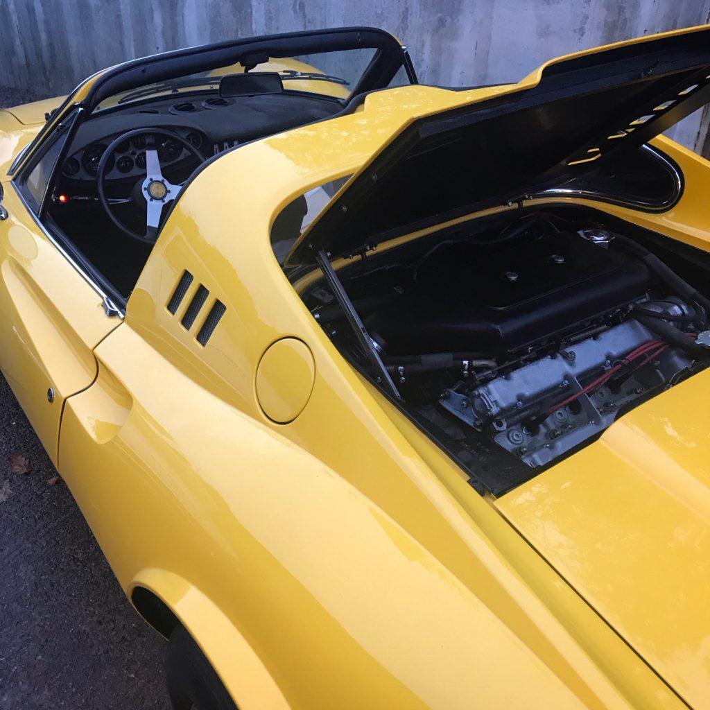 Ferrari Dino service