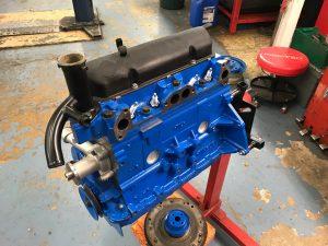 Formula Ford engine rebuild