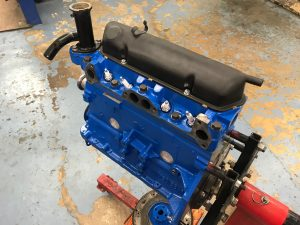 Formula Ford engine rebuild