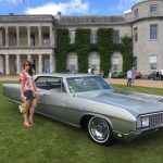 GRRC Goodwood House open day Buick
