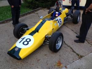 Ginetta G18 formula ford